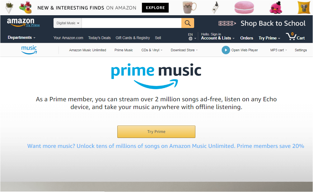 can you listen to amazon music offline